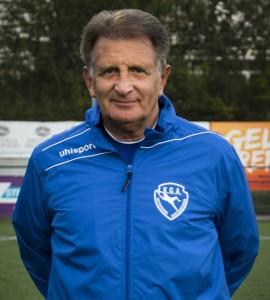 KGA trainer Jan Prevoo