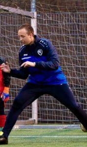 KGA trainer René Jonker
